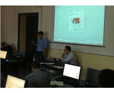 Training in Rome