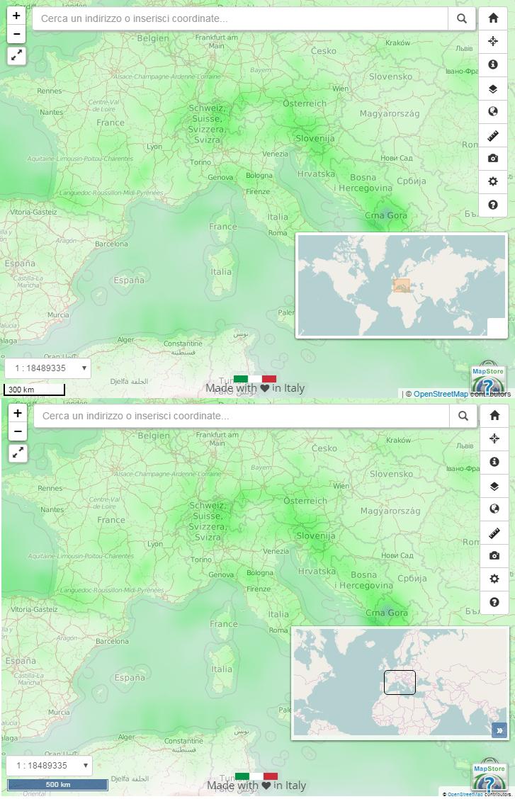 OL3 vs LeafletJS MapViewer