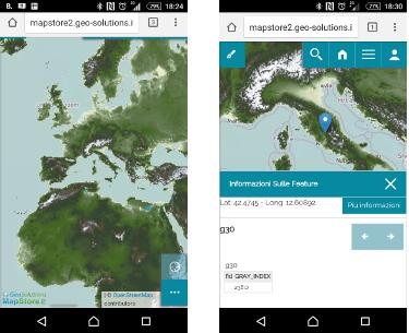 MapStore 2 Mobile