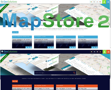 new release of mapstore 2 with theming support