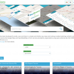 GeoSolutions Theme - Home Page