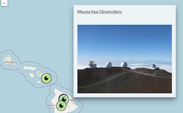 MapStore GeoStory